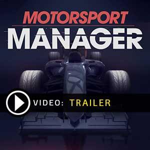 Acheter Motorsport Manager Clé Cd Comparateur Prix