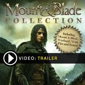 Acheter Mount & Blade Collection clé CD Comparateur Prix