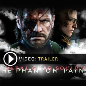 Acheter Metal Gear Solid 5 The Phantom Pain Clé Cd Comparateur Prix