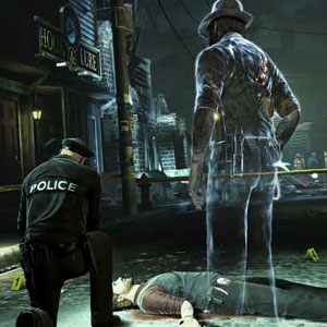 Murdered Soul Suspect PS4 Ronan O'Connor