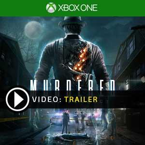 Murdered Soul Suspect Xbox one Code en boîte ou à télécharger