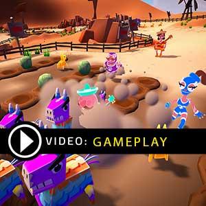 Must Dash Amigos Gameplay Video