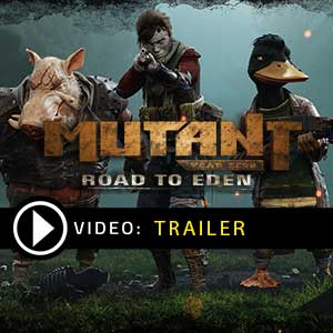 Acheter Mutant Year Zero Road to Eden Clé CD Comparateur Prix