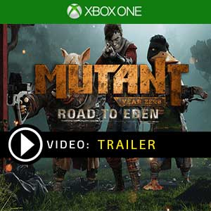 Mutant Year Zero Road to Eden Xbox One en boîte ou à télécharger