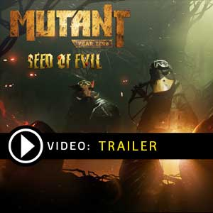 Acheter Mutant Year Zero Seed of Evil Clé CD Comparateur Prix