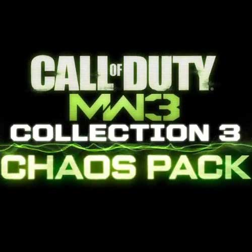 Acheter Modern Warfare 3 collection 3 Chaos Pack clé CD Comparateur Prix