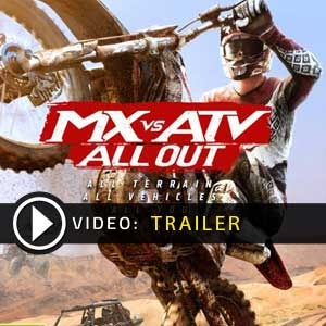 Acheter MX vs ATV All Out Clé Cd Comparateur Prix