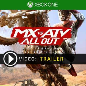 Acheter MX vs ATV All Out Xbox One Code Comparateur Prix