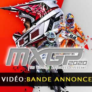 Bande annonce vidéo MXGP 2020