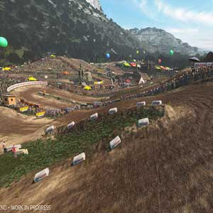 MXGP2 The Official Motocross Videogame Circuit Trentino