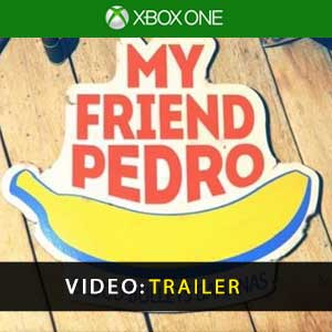 My Friend Pedro Xbox One Prices Digital or Box Edition