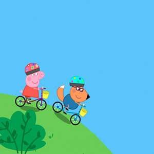 My Friend Peppa Pig Promenade En Vélo