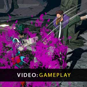 My Hero One's Justice 2 Gameplay Video
