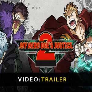 Acheter My Hero One's Justice 2 Clé CD Comparateur Prix