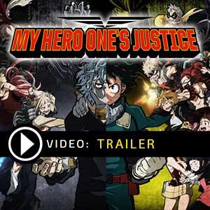 Acheter MY HERO ONE'S JUSTICE Clé CD Comparateur Prix