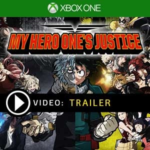 Acheter My Hero Academia Ones Justice Xbox One Code Comparateur Prix