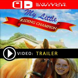 My Little Riding Champion Nintendo Switch en boîte ou à télécharger