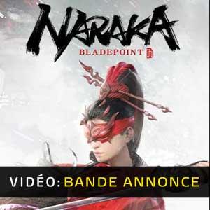 Naraka Bladepoint Bande-annonce Vidéo