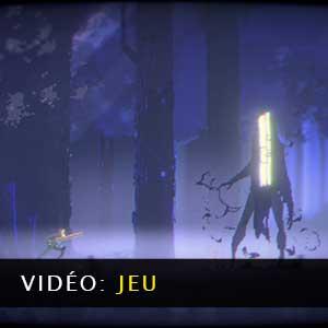 Narita Boy Vidéo de gameplay