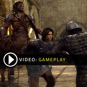 Narnia Prince Caspian Gameplay Video