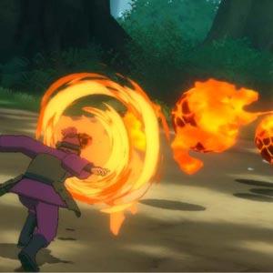Naruto Shippuden 3 Bataille