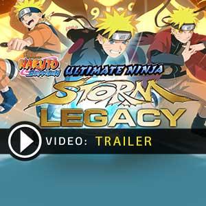 Acheter NARUTO SHIPPUDEN Ultimate Ninja STORM Legacy Clé Cd Comparateur Prix