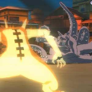 Naruto Shippuden Ultimate Ninja Storm Revolution - Kyuubi