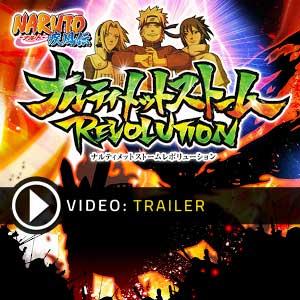 Acheter Naruto Shippuden Ultimate Ninja Storm Revolution Clé Cd Comparateur Prix