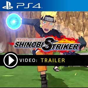 Acheter Naruto to Boruto Shinobi Striker PS4 Code Comparateur Prix