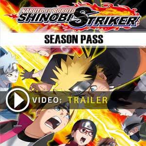 Acheter Naruto to Boruto Shinobi Striker Season Pass Clé CD Comparateur Prix