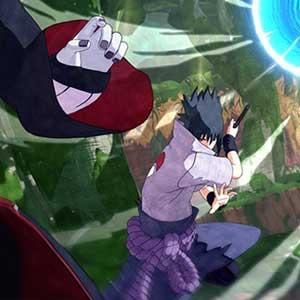 ninjas se battre simultanément