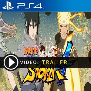 Naruto Shippuden Ultimate Ninja Storm 4 PS4 en boîte ou à télécharger