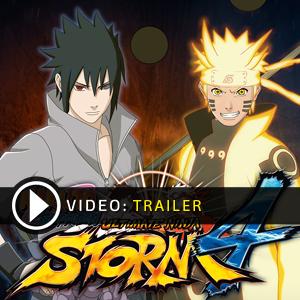 Acheter Naruto Shippuden Ultimate Ninja Storm 4 Clé Cd Comparateur Prix