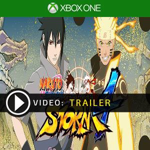 Naruto Shippuden Ultimate Ninja Storm 4 Xbox One en boîte ou à télécharger