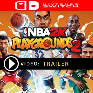 Acheter Nba 2K Playgrounds 2 Nintendo Switch comparateur prix