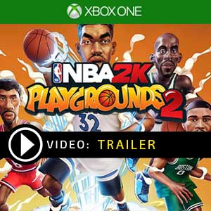 Acheter Nba 2K Playgrounds 2 Xbox One Comparateur Prix