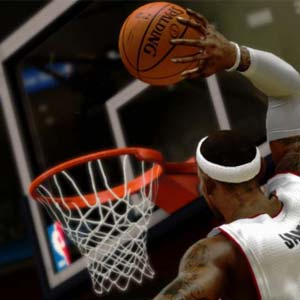 NBA 2K14 Slam Dunk
