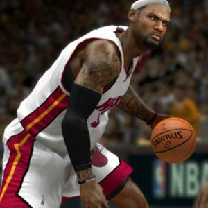 NBA 2K14 jeu de Basketball