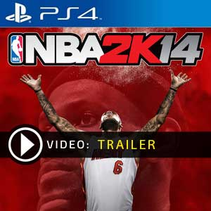 NBA 2K14 PS4 en boîte ou à télécharger