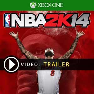 NBA 2K14 Xbox One en boîte ou à télécharger