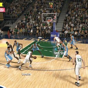 NBA 2k15 jeu vidéo basketball