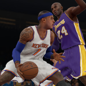 NBA 2k15 Xbox One Gameplay