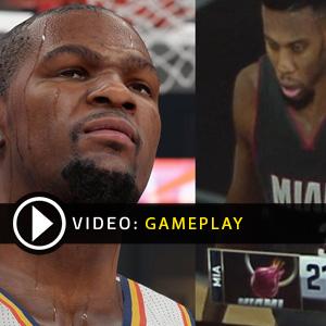 NBA 2k15 Gameplay Video