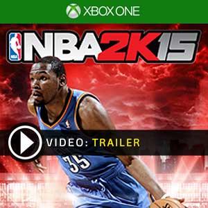 NBA 2k15 Xbox One en boîte ou à télécharger