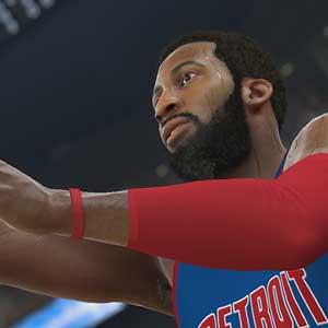Andre Drummond dans NBA 2K17