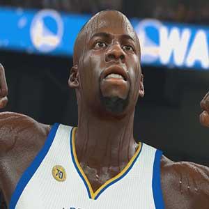 Draymond Green dans NBA 2K17