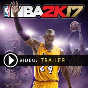 Acheter NBA 2K17 Clé Cd Comparateur Prix
