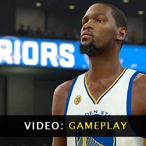 NBA 2K17 Gameplay Video