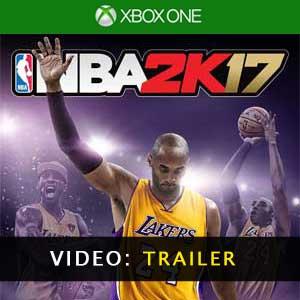 Acheter NBA 2K17 Xbox One Code Comparateur Prix