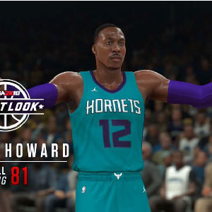 NBA 2K18 - Dwight Howard